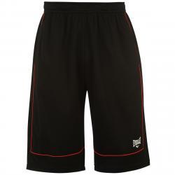 Everlast Men's Basketball Short - Black, 3XL