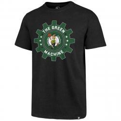 Boston Celtics Men's Regional '47 Club Short-Sleeve Tee - Black, XXL