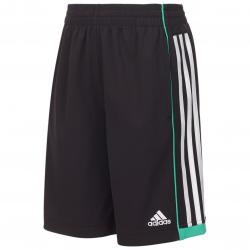 Adidas Little Boys' Next Speed Shorts - Black, 5
