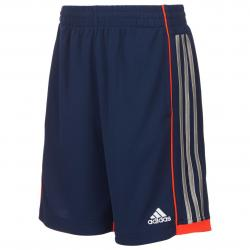 Adidas Little Boys' Next Speed Shorts - Blue, 7