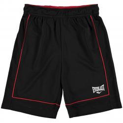Everlast Boys' Basketball Short - Black, 7-8X