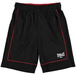 Everlast Boys' Basketball Short - Black, 9-10