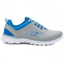 Avia Men's Avi-Factor Running Shoe - Black, 9.5