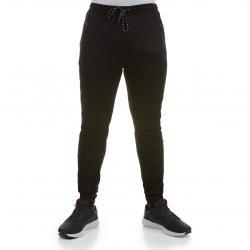 Burnside Men's Jogging Pants - Black, S