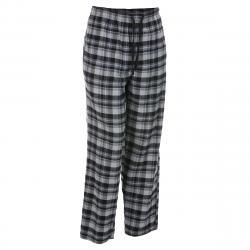 Ems Men's Flannel Lounge Pants - Black, M