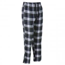 Ems Men's Flannel Lounge Pants - Green, L