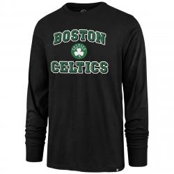 Boston Celtics Men's '47 Basketball Splitter Long-Sleeve Tee - Green, M