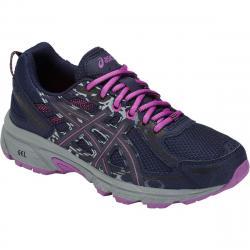 Asics Big Girls' Gel-Venture 6 Gs Running Shoes - Blue, 6.5