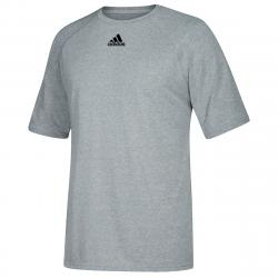 Adidas Men's Climalite Short-Sleeve Tee - Black, L