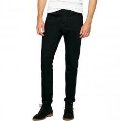 Jack Wills Men's Kirkham Slim Jeans - Black, 28/R