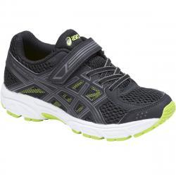 Asics Little Boys' Preschool Gel-Contend 4 Running Shoes - Black, 2.5