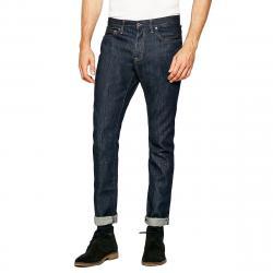Jack Wills Men's Kirkham Slim Jeans - Blue, 32/R