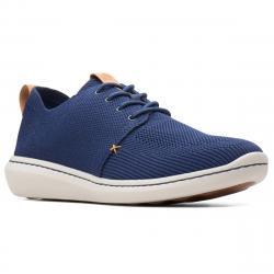 Clarks Men's Step Urban Mix Sneakers - Blue, 10