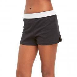 Soffe Girls' Authentic Shorts - Black, S