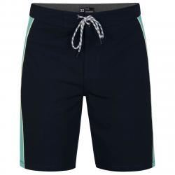 "Hurley Men's Phantom Fastlane 20"" Board Shorts - Blue, 32"