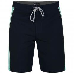 "Hurley Men's Phantom Fastlane 20"" Board Shorts - Blue, 36"