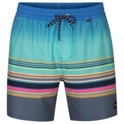 Hurley Men's Spectrum Volley Board Shorts - Green, XL