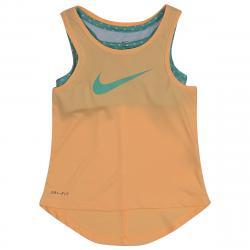 Nike 2X-6X Girls' 2-In-1 Tank Top - Orange, 4