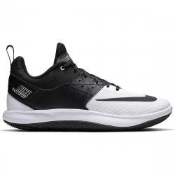 Nike Men's Fly.by Low 2 Basketball Shoe - Black, 12