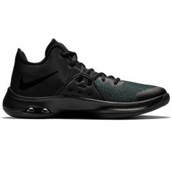 Nike Men's Air Versitile Iii Basketball Shoes - Black, 10.5