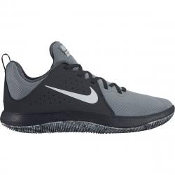 Nike Men's Fly By Low Basketball Shoes - Black, 13