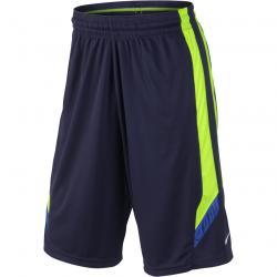 Nike Men's Athletic Basketball Shorts - Blue, XXL