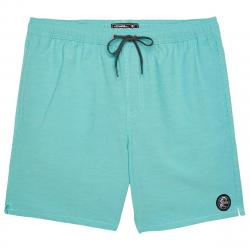 O'neill Men's Solid Volley Board Shorts - Blue, L