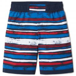 Columbia Boys' Sandy Shores Board Shorts - Blue, M