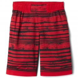 Columbia Boys' Sandy Shores Board Shorts - Red, L