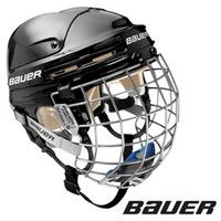 Image of Bauer 4500 Helmet Combo