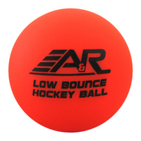 Image of A&R Orange Street Hockey Ball- 60deg-70deg