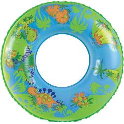 Poolmaster Design-O-Saurus Tube with Sticker