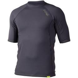 NRS Men's H2Core Rash-Guard Short-Sleeve Shirt