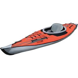 Advanced Elements Advanced Frame 1 Person Kayak, Red/Gray