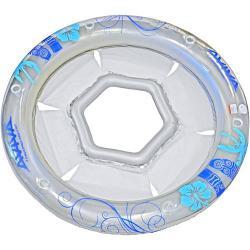 Aviva Rave Sports 6 Person Social Circle Island Style Float