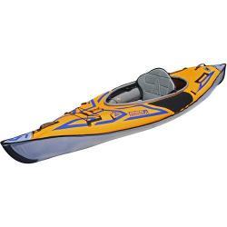 Advanced Elements Advanced Frame Sport Kayak, Orange/Blue