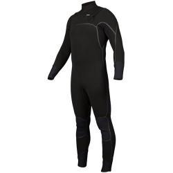 NRS Men's Radiant 4/3mm Wetsuit, Black