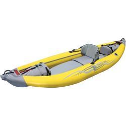 Advanced Elements Strait Edge 1 Person Kayak, Yellow