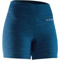 NRS Women's HydroSkin 0.5 Shorts, Moroccan Blue