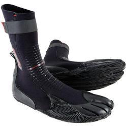 O'Neill Heat Split Toe 3mm Men's Boots, Black