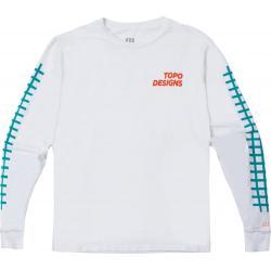 Topo Designs Men's Grid Tee Long Sleeve