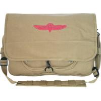Fox Outdoor Israeli Paratrooper Bag Black