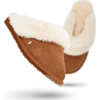EMU Australia Womens Jolie Slippers Chestnut