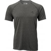 Adidas Men's Ultimate Tee Dark Grey Heather/Black