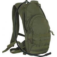 Fox Outdoor Compact MOLLE Hydration Backpack Olive
