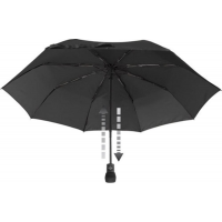 EuroSCHIRM Light Trek Automatic Trekking Umbrella Black