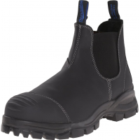 Blundstone Men's 990 Work/Safety Steel Toe Boot Black