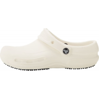 Crocs Bistro Work Shoes White