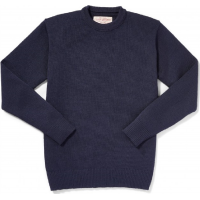 Filson 10691 Crewneck Guide Sweater Dark Navy