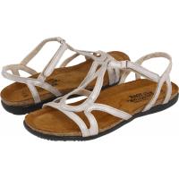 Naot Women's Dorith Sandal Teal Patent